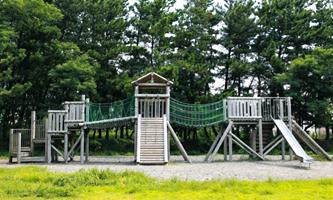 木製遊具施設